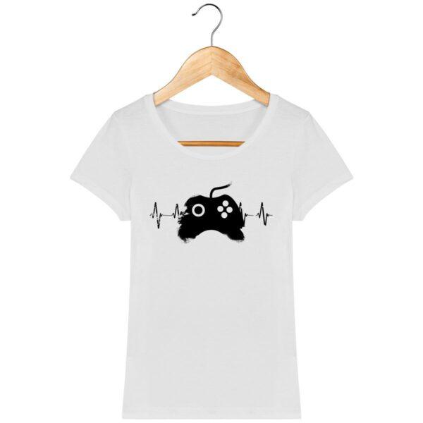 Tee Shirt Gameuse - Pour Femme