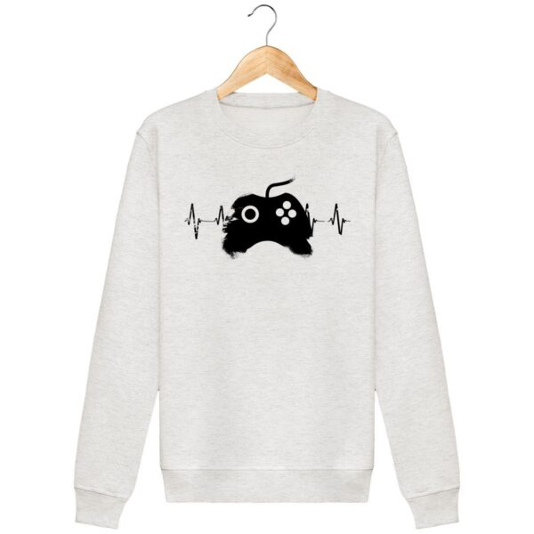 Sweat Shirt GAMER - Unisexe