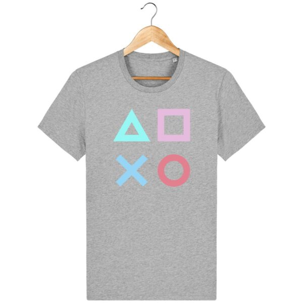 Tee Shirt Playstation - Pour Homme