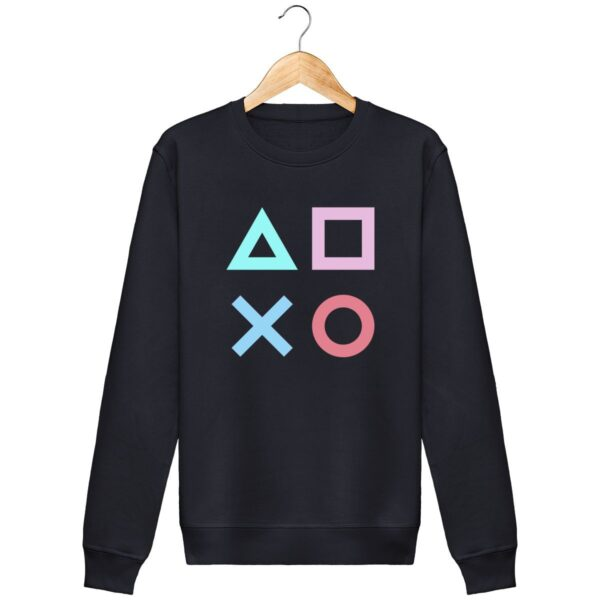 Sweat Shirt Playstation - Unisexe