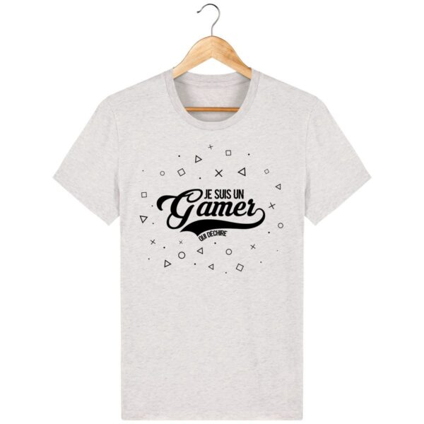 Tee Shirt Gamer qui déchire - Pour Homme