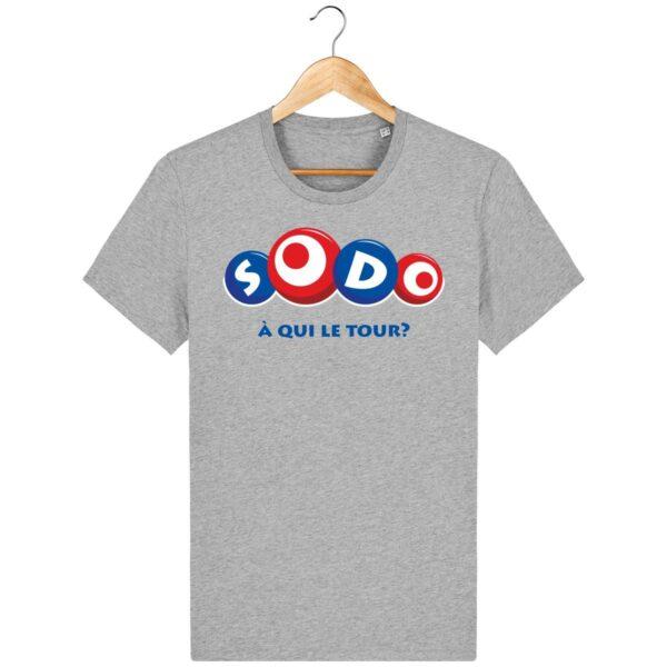 Tee Shirt SODO à qui le tour - Pour Homme