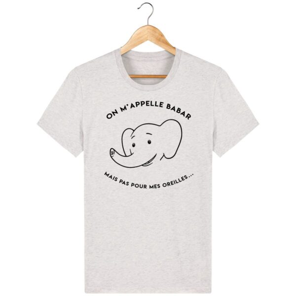 Tee Shirt On m'appelle Babar - Pour Homme