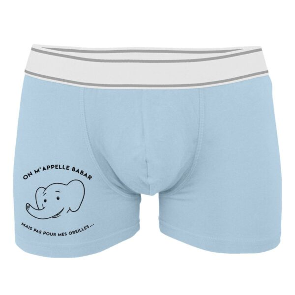 Boxer On m'appelle Babar
