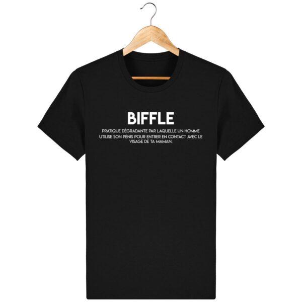 Tee Shirt Biffle - Pour Homme