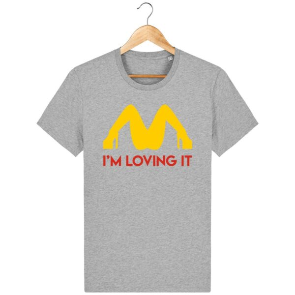 Tee Shirt I'm loving it - Pour Homme