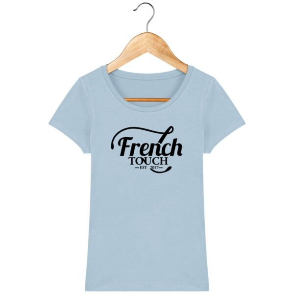 Tee Shirt La French Touch - Pour Femme