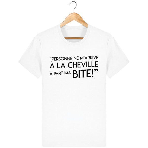 Tee Shirt Personne ne m'arrive à la cheville - Pour Homme