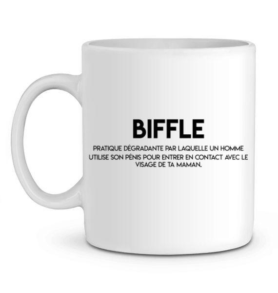 Mug en Céramique Biffle