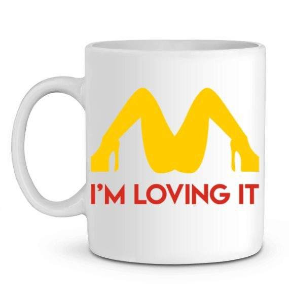 Mug en Céramique I'm loving it