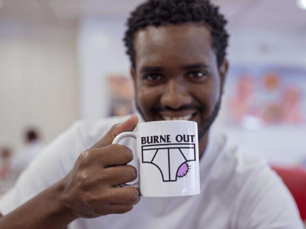 mug humoristique