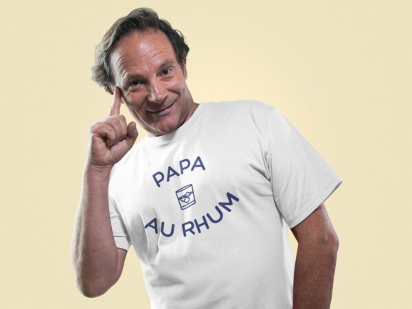 t shirt papa